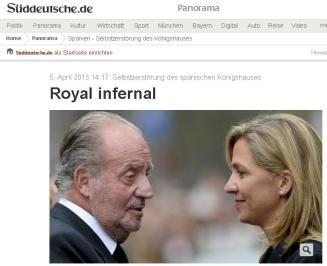 royal infernal